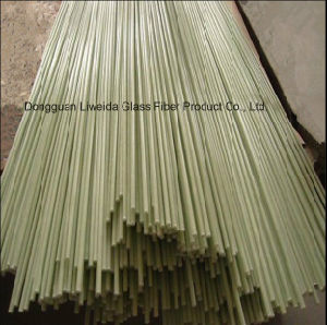 Multifunction and Anti-Corrosion Fiberglass Rod, FRP/Glassfiber Stake