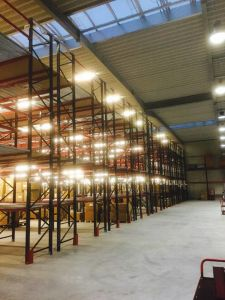 Multi-Floor Warehouse High Density Storage Mezzanine Rack pictures & photos