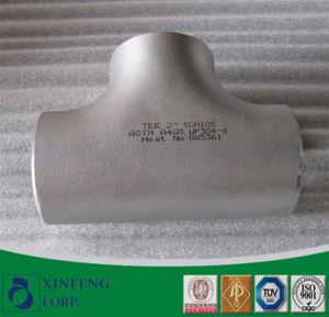 ANSI/ASTM/Asme/DIN/JIS/GOST Reducing Steel Tee