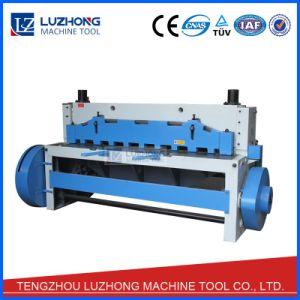Metal Cutting Machine Q11-10X1000 Q11-10X1500 Electric Shearing Machine pictures & photos