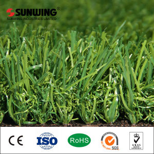 Turf Home Decoration Flooring Landscaping Garden Artificial Lawn pictures & photos