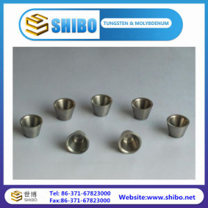 Best Quality of Pure Molybdenum Crucibles for Sale pictures & photos