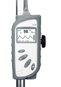 Vital Signs Monitor Handheld Veterinary Pulse Oximeter SpO2 pictures & photos