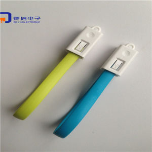 20cm Stylish Flat USB Cable for Android Mobile Phone pictures & photos