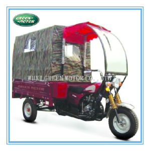 150cc/200cc/250cc Passenger Tricycle, Motor Tricycle (GM200ZH-K) pictures & photos