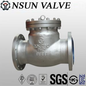 JIS Cast Steel Swing Check Valve