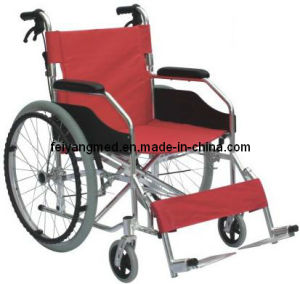Folding / Aluminum / Light Weight Wheelchair pictures & photos