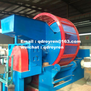 Qishengyuan Made Waste Tire Shredder Machine / Tire Shredding (cutting) Machine (CE ISO9001 CERTIFICATION) pictures & photos