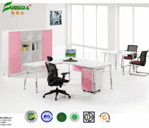 MFC Pink Modern High End Office Furniture pictures & photos