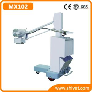 Veterinary Mobile X-ray Equipment (MX102) pictures & photos