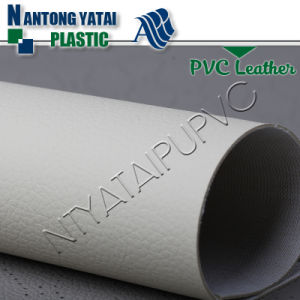 Various Color Embossed Popular Used PVC Synthetic Leather