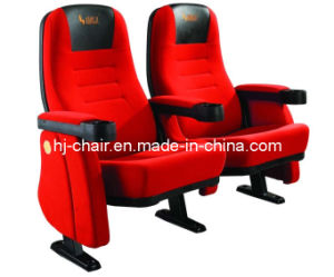 Factory Make Cinema Theatre Chair Hall Chair for Sale (HJ95) pictures & photos