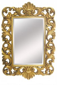 Polyurethane Decorative Trim Moulding, Smoothed Mirror Frame pictures & photos