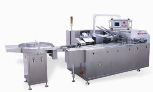 Uwzh-100p Fully Atuomatic Cartoning Machine