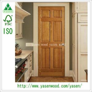 Reliable Quality Wood Interior Oak Door