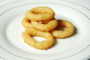 Frozen Breaded Squid Rings (WF-3)