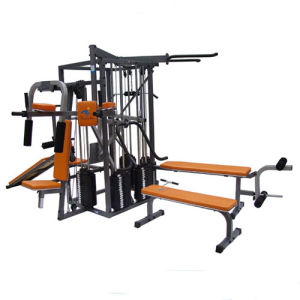 High Quality Multi Station / Multi Gym (7 Units) (SG04) pictures & photos