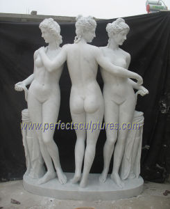 Carving Garden Stone Statue with Marble Granite Limestone Sandstone (SY-X1711) pictures & photos