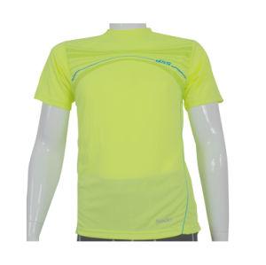 Men′s Performance Running Wicking T-Shirt