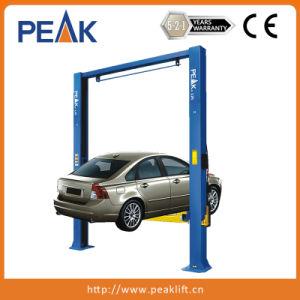 China Factory Smart Design Automotive Hoist Auto Two Post Lift 3500 (208C) pictures & photos