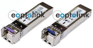 BIDI SFP+, WDM SFP+ Optical Transceiver SFP Plus