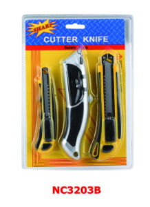 Utility Knife Set (NC3203B) pictures & photos