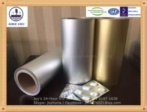 Alu Alu Cold Bottom Foil for Pharmaceutical Blister Packaging pictures & photos
