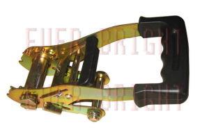 Bx0035 50mm 11000lbs Rubber Grip Ratchet Buckle