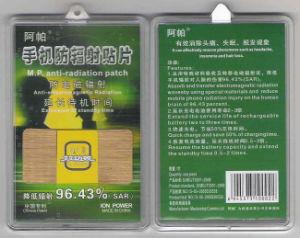 M. P. Anti-Radiation Patch(Anti-Electromagnetic Radiation )