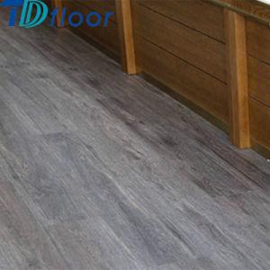 3mm Wood Grain Click PVC Vinyl Floor pictures & photos