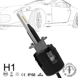 B6 Car H1 LED Headlight with Turbine 24W 3600lm Best Quality pictures & photos