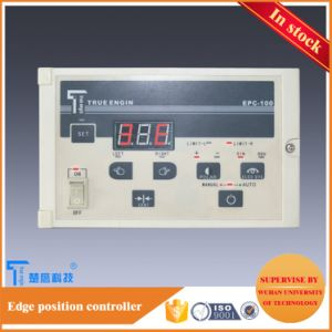 Web Guiding Controller + Photoelectric Sensor + Motor Linear Drive EPD-104 Whole Web Guiding System pictures & photos