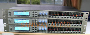 Dp4080 4 in 8out Professional DSP Digital Audio Speaker Processor pictures & photos