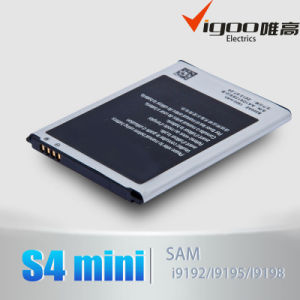 High Capacity Battery Pack Use Best Cell for Samsung S4 Mini I9190 pictures & photos