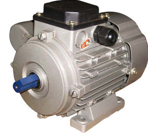 JY Alu Housing Single Phase Electric Motor (JY5622) pictures & photos