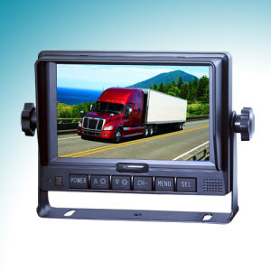5 Inches 16: 9 Digital Rear View Monitor for Car (MO-714D)