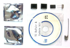 Tacho Universal V2008.01 Update& Repair Kit Never Locking Again pictures & photos