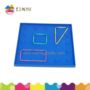Math Toy Geometrical Single Side Geoboard 5X5 pictures & photos