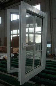 Customized High Quality UPVC Casement Windows with Double Glazing pictures & photos