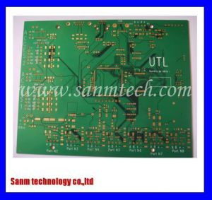 4 Layers Printed Circuit Board (immersion gold PCB) (MP-204) pictures & photos