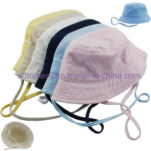 Washed Cotton Twill Leisure Fishing Bucket Hat Cap (TMBH9459-1) pictures & photos