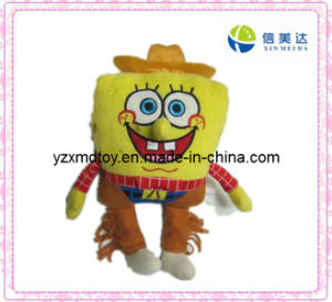 Custom Yellow Cartoon Plush Toy pictures & photos