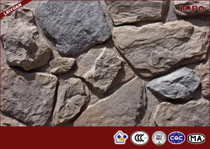 Imitation Fireplace Culture Stone with CE Approved