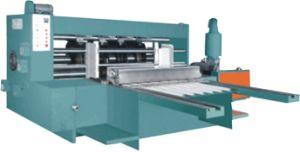 Auto Slotting and Corner Cutting Machine