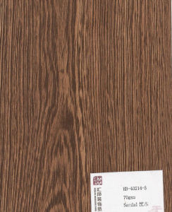 Sandal (HB-40214-5) Melamine Paper Decor Paper pictures & photos