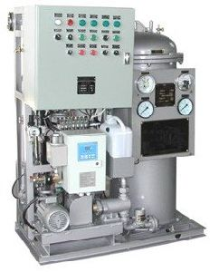 15ppm Marine Oil Water Separator/ Oily Water Separator pictures & photos