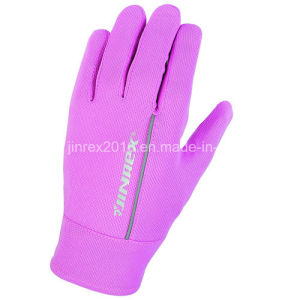 Running Winter Warm Fashion Outdoor Sports Glove pictures & photos