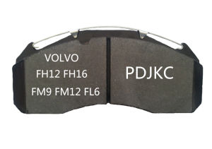 Fh12 Fh16 FM9 FM12 Fl6 Brake Pads Wva29125 for Volvo pictures & photos