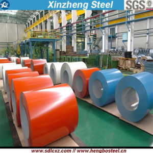 Building Material PPGI Steel Products Color Coated Galvanized Steel Coil pictures & photos