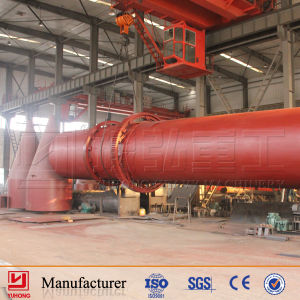 2014 Henan Yuhong ISO9001 & CE Approved Small Rotary Dryer pictures & photos